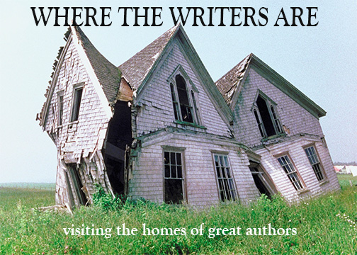writers homes